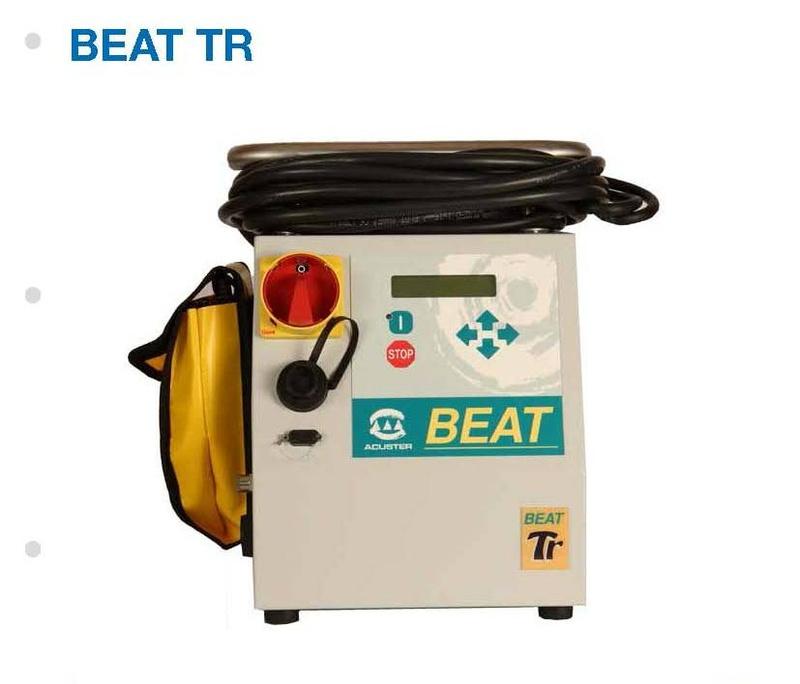 Промоция на електрофузионна машина!