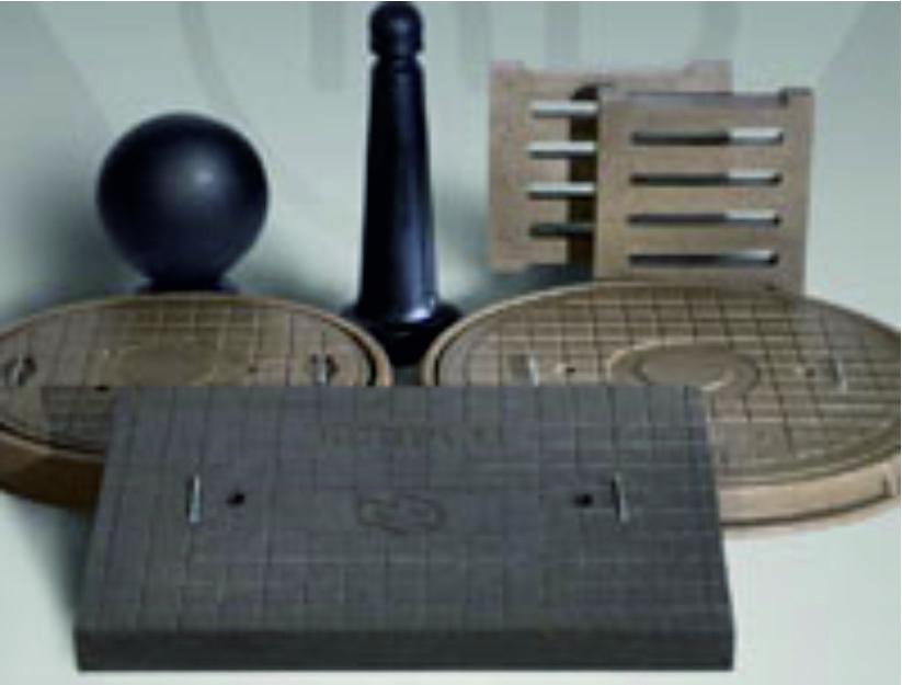 полимербетонови капаци и решетки